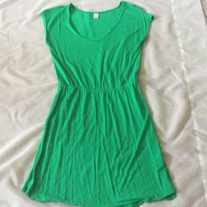 Old Navy Green lightweight cotton dress